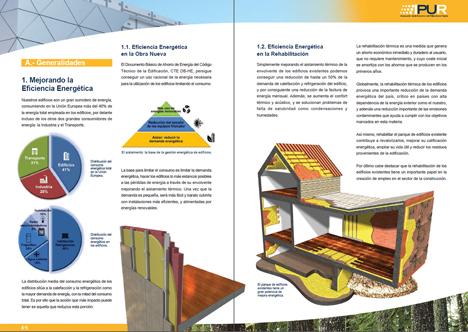 IPUR edita una Guía de Aislamiento de Fachadas Ventiladas con Poliuretano