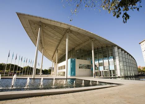 El Palacio de Congresos de Valencia es el primero en España con certificado de sostenibilidad BREEAM.