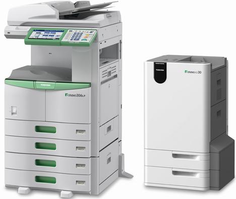 TOSHIBA lanza en España el primer muntifuncional que permite borrar y reutilizar el papel impreso hasta cinco veces
