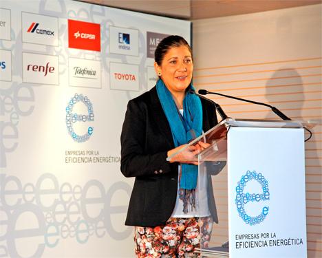 Susana Magro, Directora General de la Oficina Española de Cambio Climático
