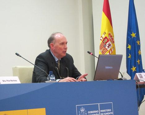 José María Enseñat Beso, Director Gerente del Instituto de la Construcción de Castilla y León