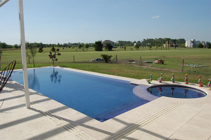 casa g piscina campo