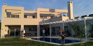 La Casa G, un proyecto demostrador de vivienda sostenible en Argentina