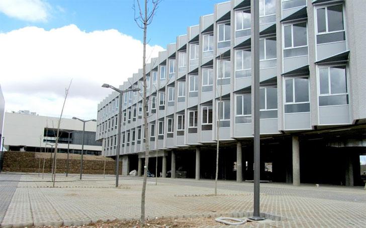 Inaugurado el edificio bioclim tico lucia de la - Escuela arquitectura valladolid ...
