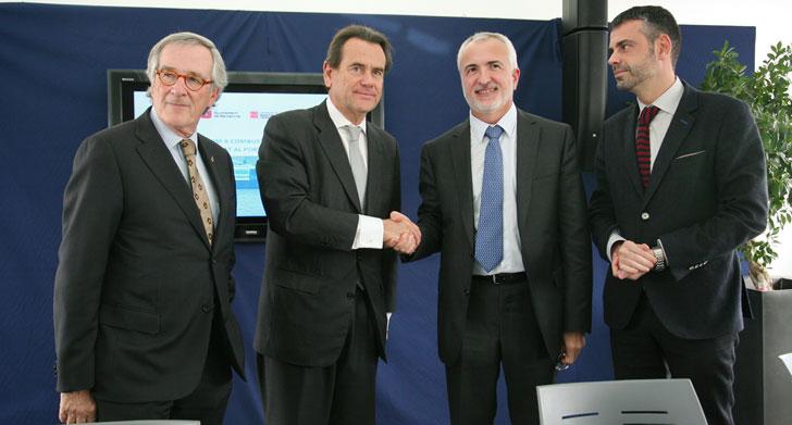 acuerdo gas natural puerto