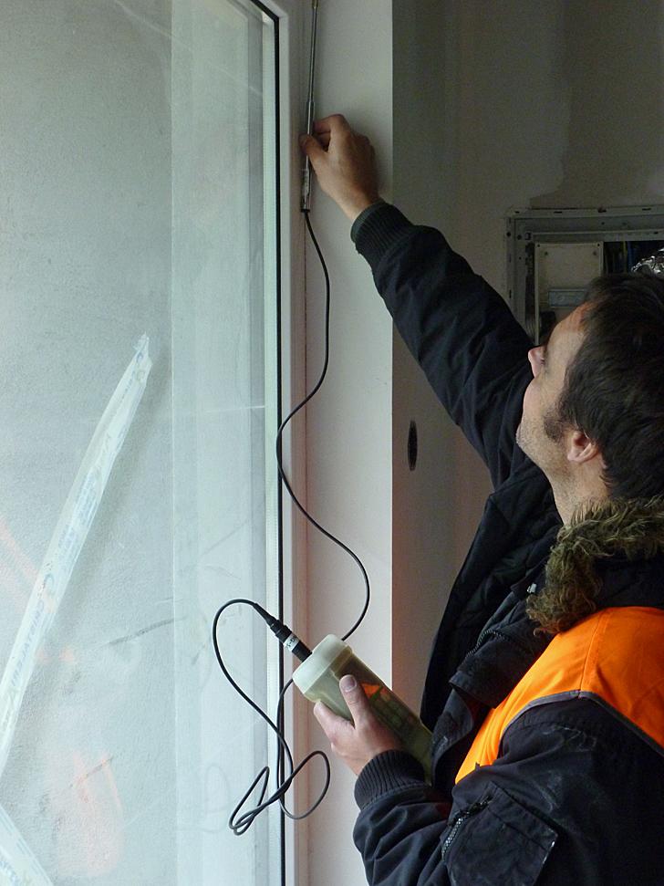 Instalación en la vivienda