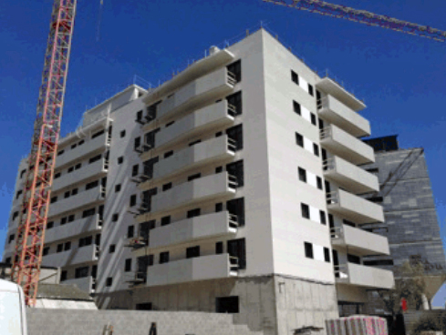 Edificio de viviendas en L'Hospitalet de Llobregat