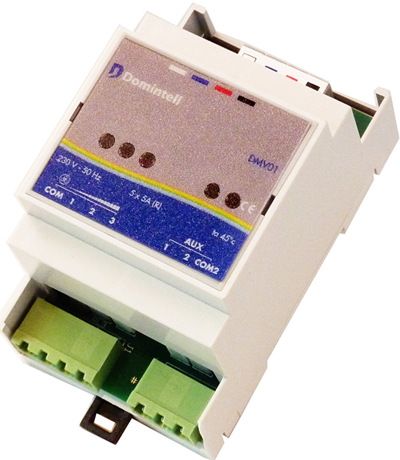 Módulo de control ventilador VMC de Domintell
