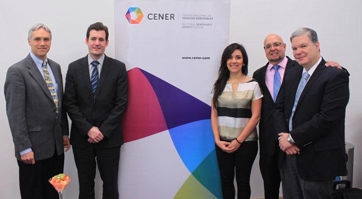 Acuerdo CENER México