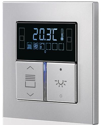 Controlador de climatización KNX