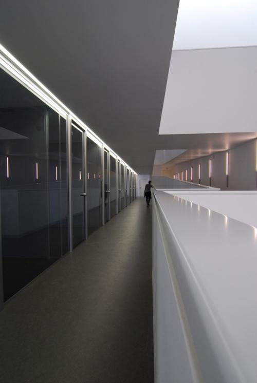 Interior de las zonas comunes, planta segunda