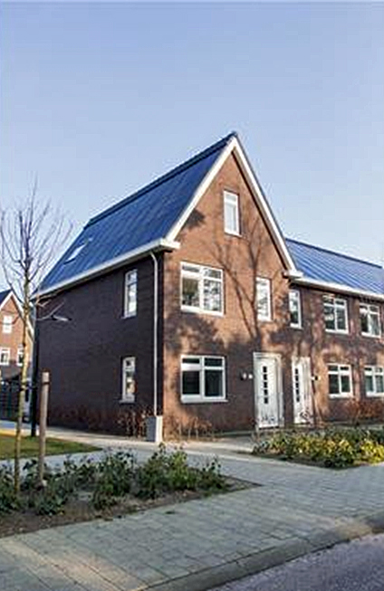 Casa holandesa