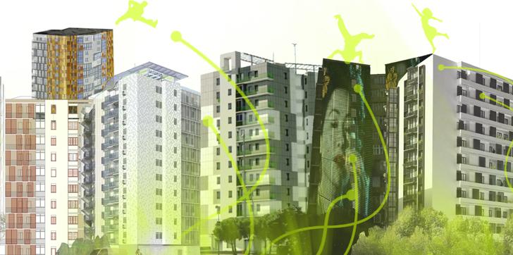 Las propuestas presentadas al concurso de Arquitectura Madrid RENOVE Río