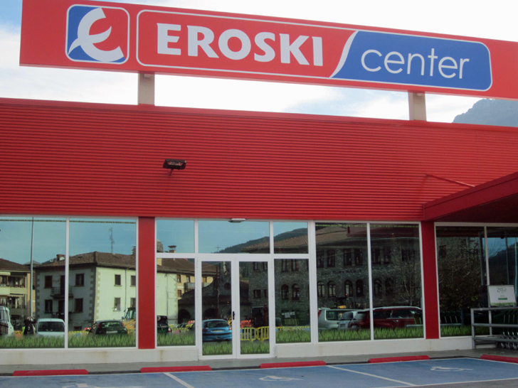 Parking Verde Eroski