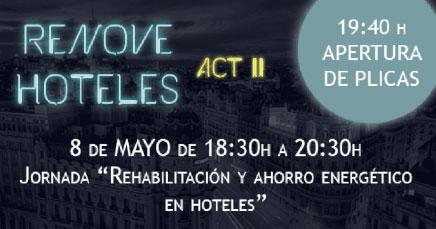 Plicas Madrid Renove Hoteles