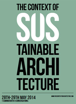 The Context of Sustainable Arquitecture