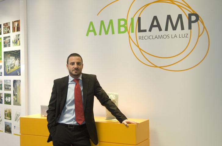 David Horcajada, Director de Marketing de Ambilamp