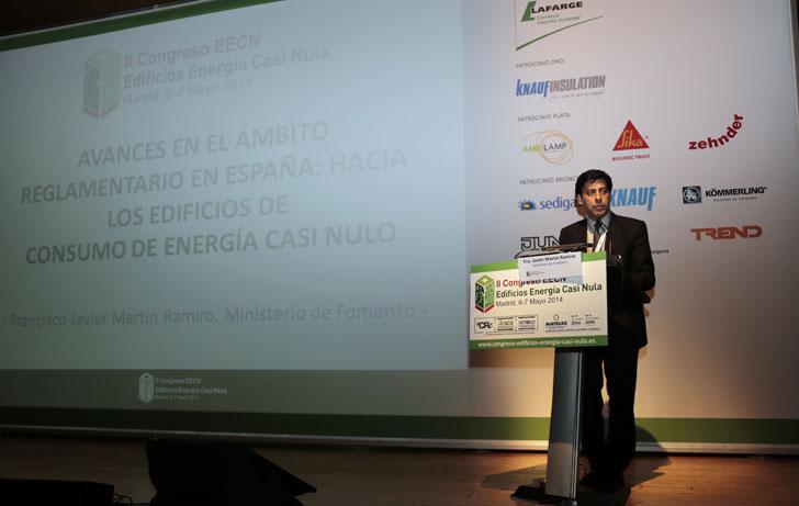 Fco. Javier Martín Ramiro, ponencia