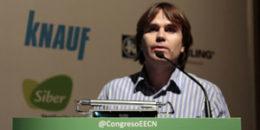 José Santos, CIMNE, en el II Congreso EECN