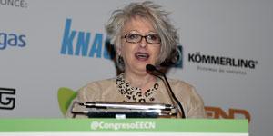 Pilar Perda, COAM, en el II Congreso EECN