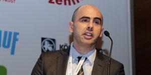 Víctor Sánchez, Tecnalia, en el II Congreso EECN