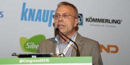 Luis Pozo, Knauf Insulation, en el II Congreso EECN