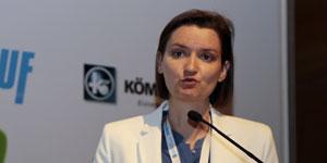 María Fernández, CENER, en el II Congreso EECN