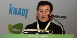 Sergi López-Grado, Ayuntamiento L'Hospitalet, en el II Congreso EECN