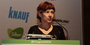 Carolina Mateo, Instituto Valenciano Edificación, II Congreso EECN