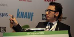 Manuel Villa, UPC-FUNSEAM, en el II Congreso EECN