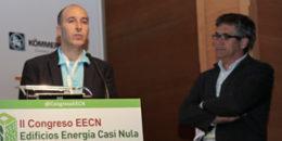 Andrés Llombart CIRCE y Antonio Villanueva IDOM-ACXT, II Congreso EECN