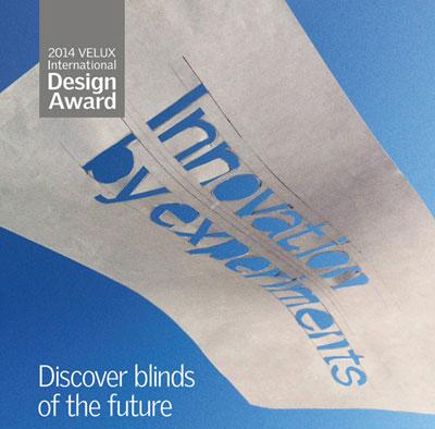 VELUX Internacional Design Award 2014