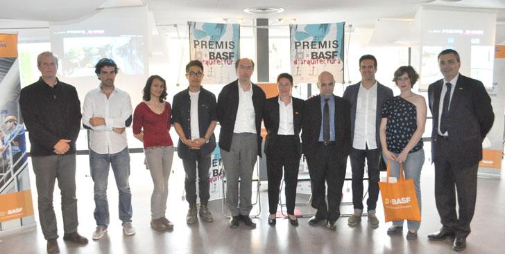 Ganadores Premios BASF