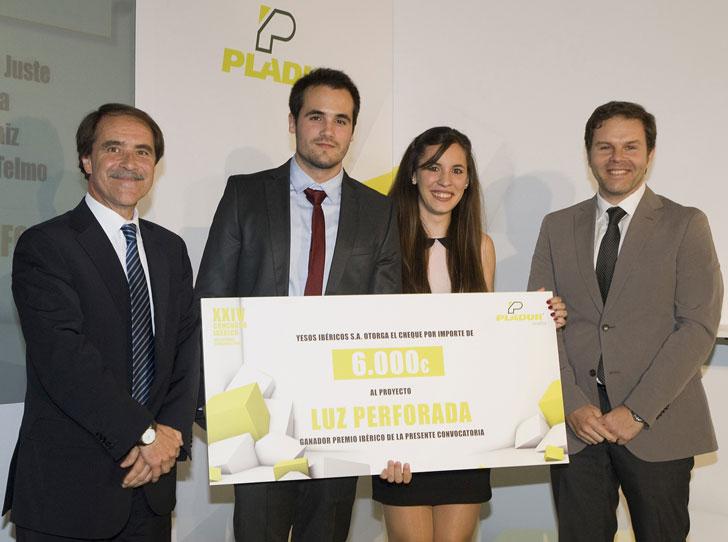 1º Premio Ibérico de Soluciones Constructivas
