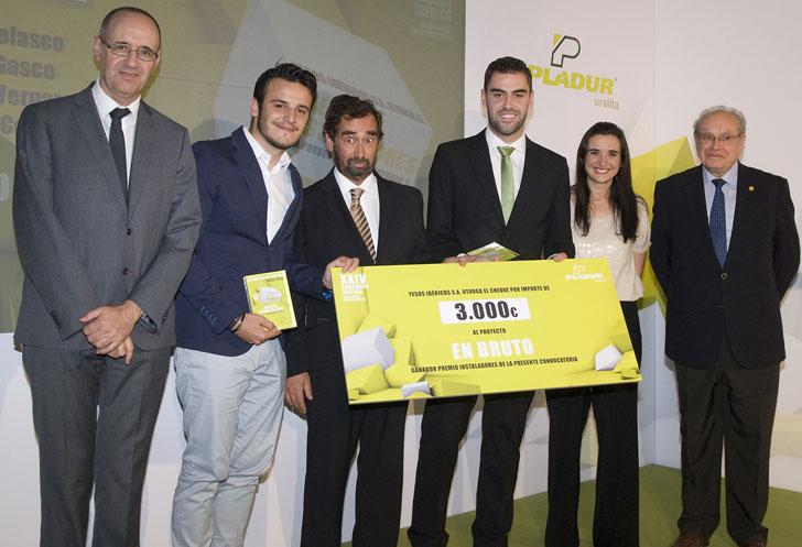 2º Premio Ibérico de Soluciones Constructivas