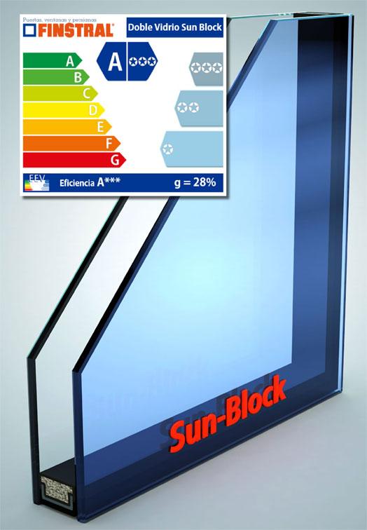 FINSTRAL Sun Block