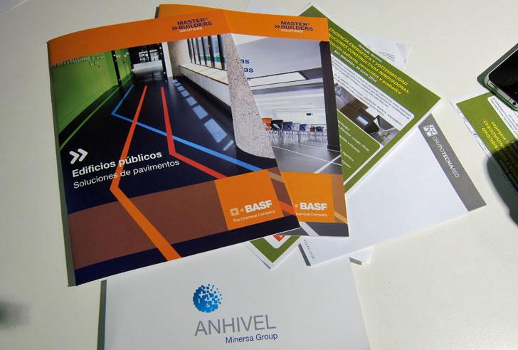 Jornada CONSTRUIBLE San Sebastián Material