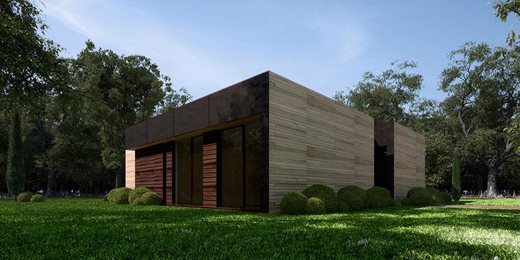 Arquimia Design, modelo de Joaquín Torres