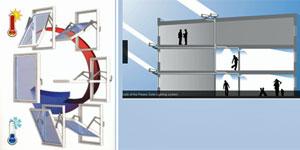 Rehabilitación energética de edificios y distritos públicos europeos mediante la integración de nuevos desarrollos de producto