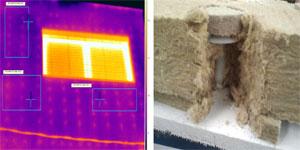 Mejora energética de la envolvente. Fachada ventilada o sin ventilar