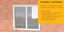 Soluciones Sika para Instalación de Ventanas