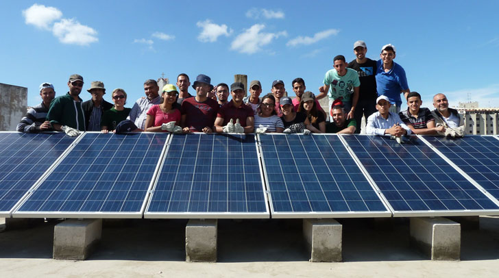 SMA en un proyecto pionero de cooperación internacional en Tánger