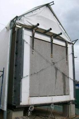 Fachada ventilada sistema de construcción industrializado