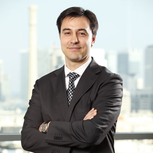 Jorge Tórtola Fernández, Vicepresidente EcoBuilding de Schneider Electric