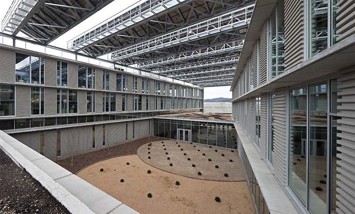 Nueva sede de SENER en Cataluña