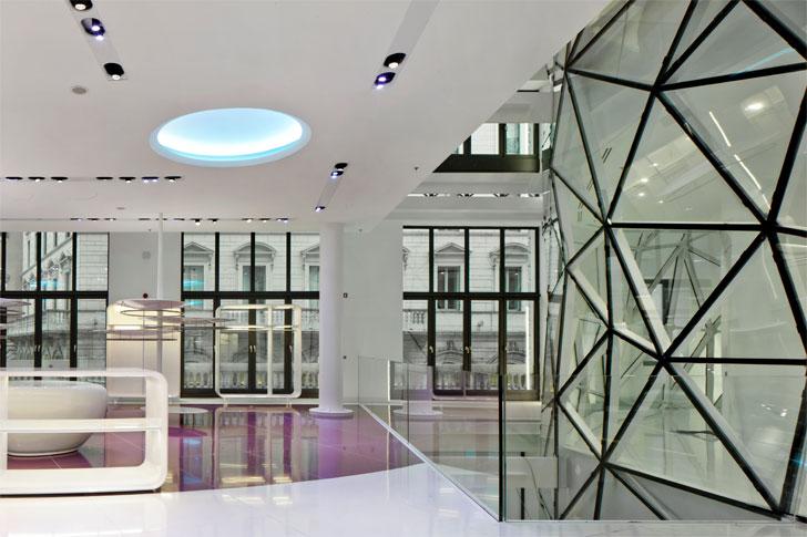 Interior, H&M Roma