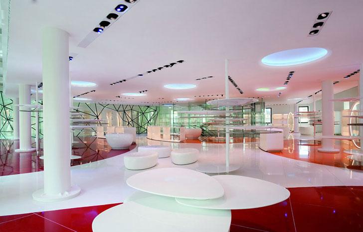 Interior H&M Roma