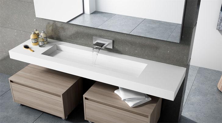 Silence, Colección baño de Silestone Cosentino