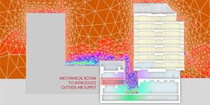 El patio como herramienta de diseño para la Eficiencia Energética