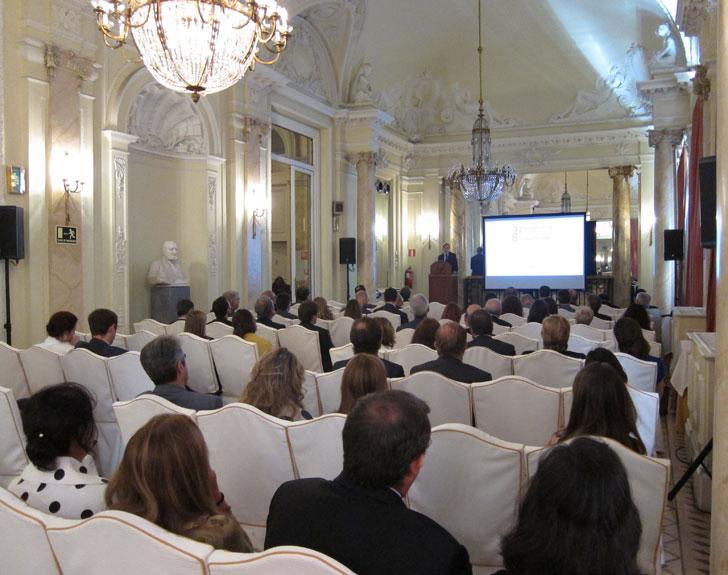 Presentación Construmat en Madrid